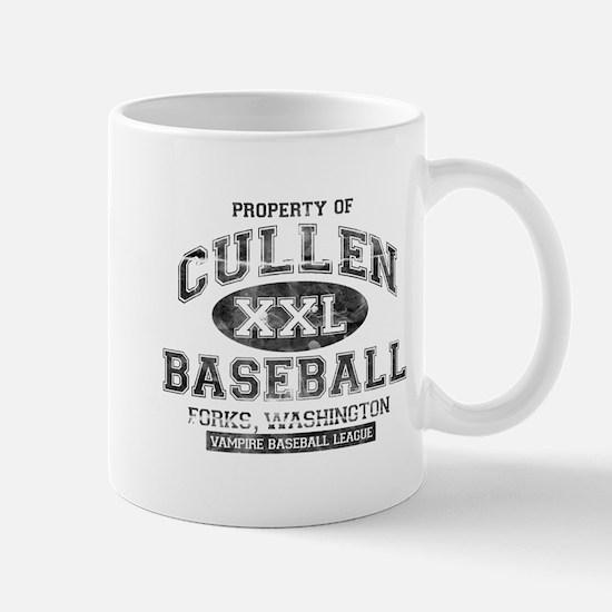 Property of Cullen Baseball Mug