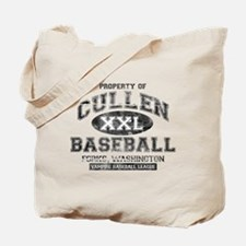 Property of Cullen Baseball Tote Bag