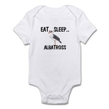 Eat ... Sleep ... ALBATROSS Infant Bodysuit