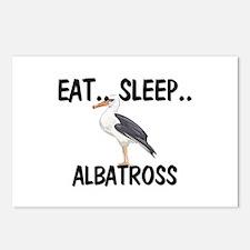 Eat ... Sleep ... ALBATROSS Postcards (Package of