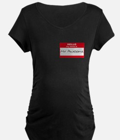 My Name Is Mr Awesome T-Shirt