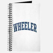 Wheeler Collegiate Style Name Journal