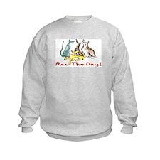 Greyhound Roo Color Sweatshirt