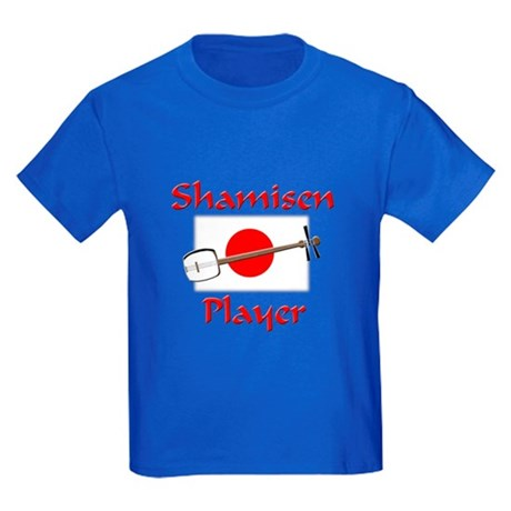 shamisen Kids Dark T-Shirt