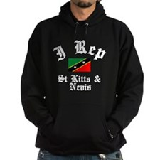 I rep St Kitts Hoodie