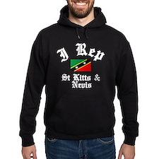 I rep St Kitts Hoody