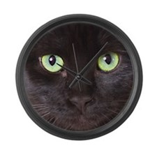 Dolly Large Wall Clock