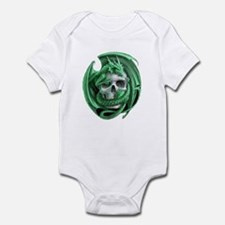 Dragon and Friend 3 Infant Bodysuit