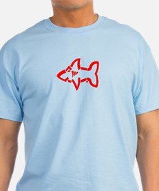 smallsharkprint copy T-Shirt