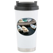 Ogunquit Harbor Travel Mug