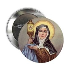 St Clare Button