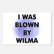 Blown by Hurricane Wilma Postcards (Package of 8)
