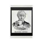 Delicious Coffee! Fr. Rectangle Magnet (10 pack)