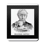 Delicious Coffee! Fr. Mousepad