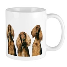 """Irish Setters - B2"" Mug"
