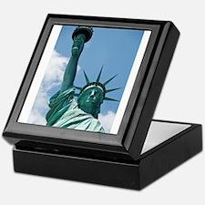 Liberty Keepsake Box