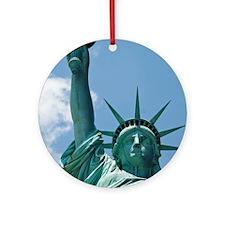 Liberty Ornament (Round)
