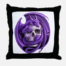Dragon and Friend 5 Throw Pillow