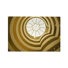 Guggenheim Rectangle Magnet