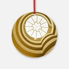Guggenheim Ornament (Round)