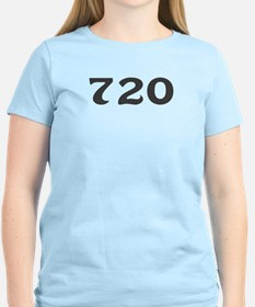 720 Area Code T-Shirt