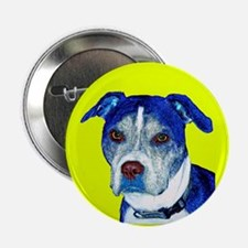 Staffordshire Bull Terrier Button