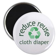 Recycle & Cloth Diaper - Magnet