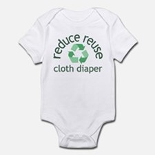 Recycle & Cloth Diaper - Infant Bodysuit