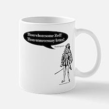 Whoresome zed Mug