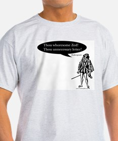 Whoresome zed T-Shirt