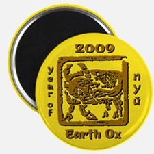 2009: Earth Ox Magnet