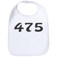 475 Area Code Bib