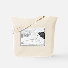 Acrostic sonnet 2 Tote Bag