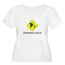 Tornados Suck! T-Shirt