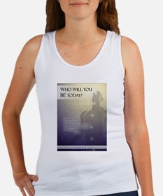 Who will you BE? Women's Tank Top