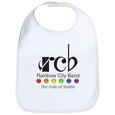 RCB 'dots' Logo Apparel Bib