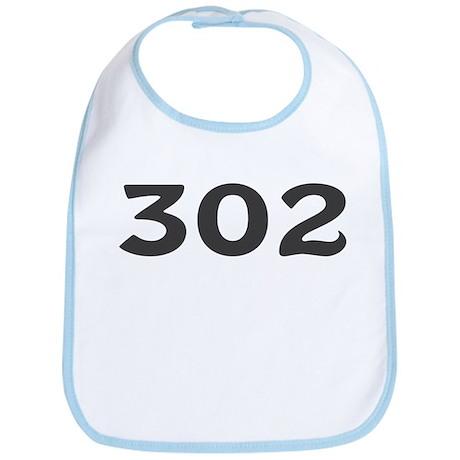 302 Area Code Bib