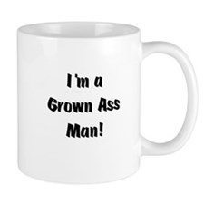 Grown Ass Man Mug