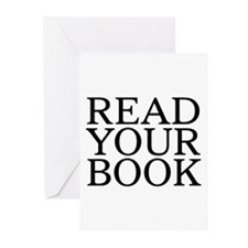 Read Your Book Greeting Cards (Pk of 10)