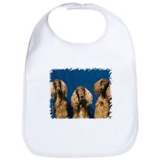 """Irish Setters - B3"" Bib"