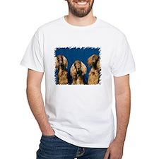 """""""Irish Setters - B3"""" Dog T-Shirts"""