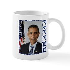 Obama Portrait Mug