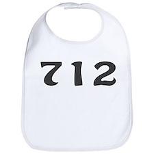 712 Area Code Bib