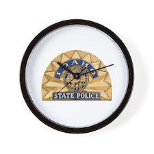 Idaho State Police Wall Clock