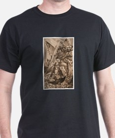 Angel of Light Surrounded by T-Shirt