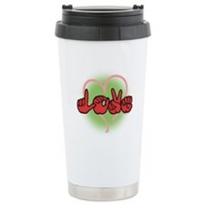LoveWithHeart Travel Coffee Mug