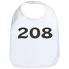 208 Area Code Bib