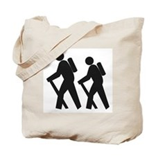 Hiking2 Tote Bag