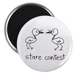 Stare Contest Magnet