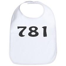781 Area Code Bib